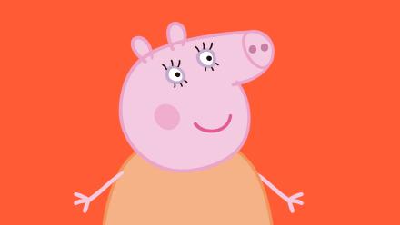 Mamãe Pig Peppa Pig