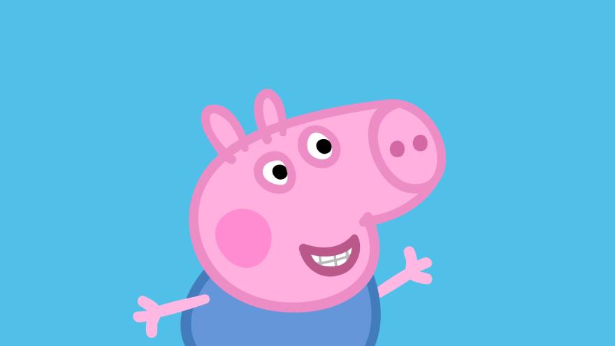 George Pig Peppa Pig