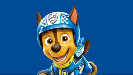 Chase Patrulha Canina Corrida