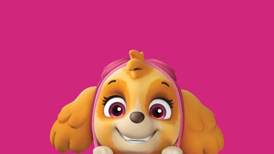 Skye Patrulha Canina