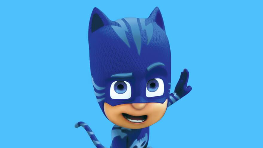 Menino-Gato PJ Masks