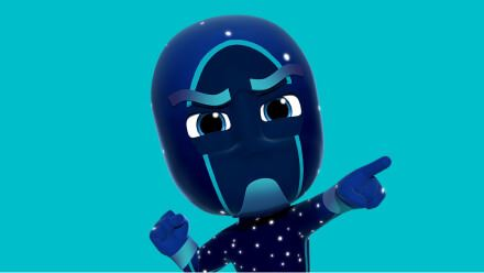 Ninja Noturno PJ Masks