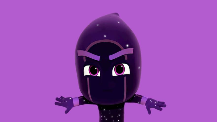 Ninjalinos PJ Masks