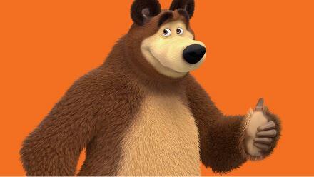 Urso Masha e o Urso