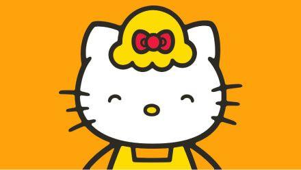 Mary White Hello Kitty