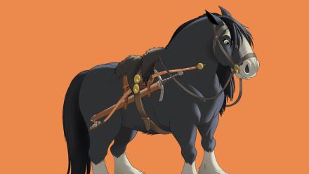 Angus Cavalo Valente