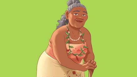 Vovó Tala Moana