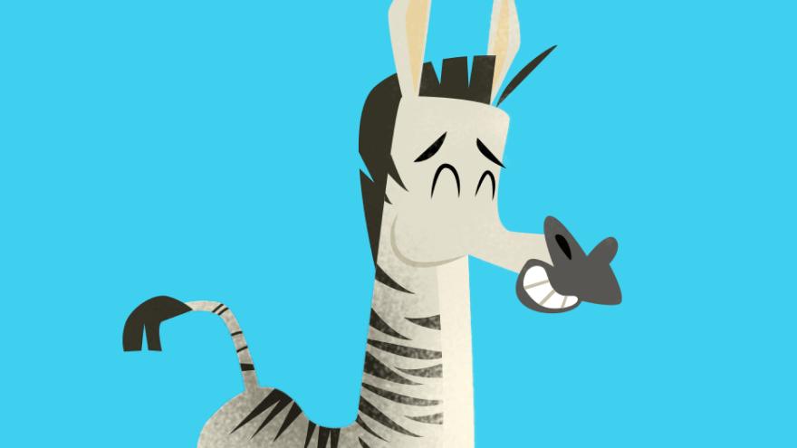 Zebra Animais Savana