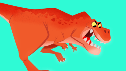 Tiranossauro Rex Dinossauro