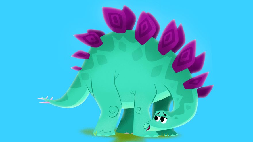 Estegossauro Dinossauro