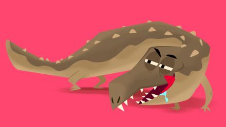 Proterossuco Dinossauro